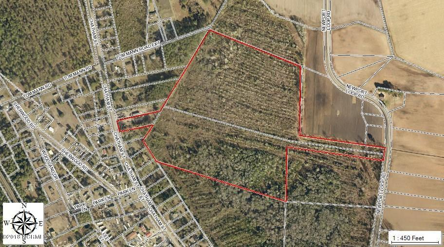1106 Newport Loop Road, Newport, North Carolina 28570, ,Residential land,For sale,Newport Loop,100133547