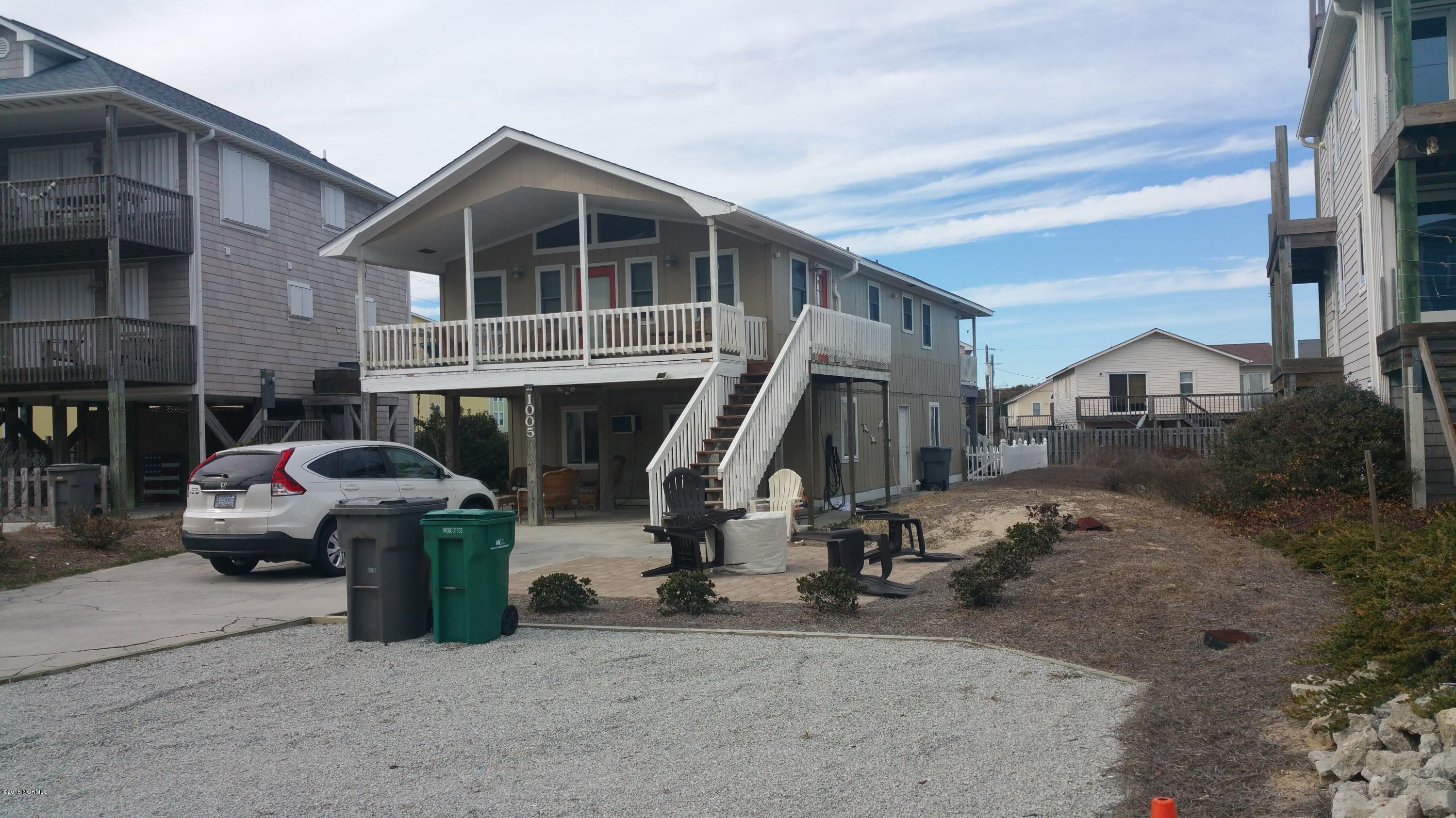 Property for sale at 1005 N Shore Drive Unit: Upper, Surf City,  NC 28445