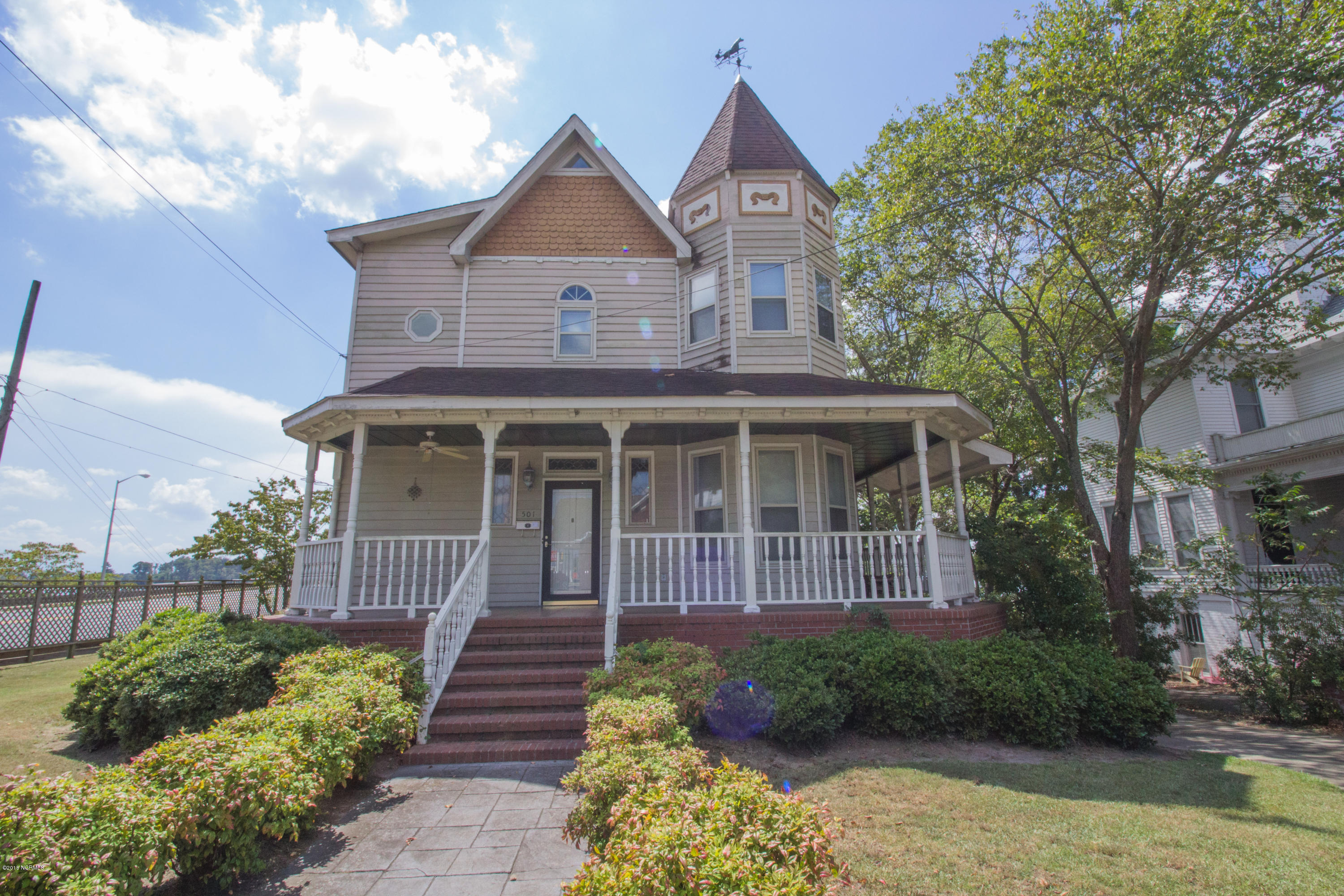 501 Main Street, Washington, North Carolina 27889, 4 Bedrooms Bedrooms, 9 Rooms Rooms,3 BathroomsBathrooms,Single family residence,For sale,Main,100133880