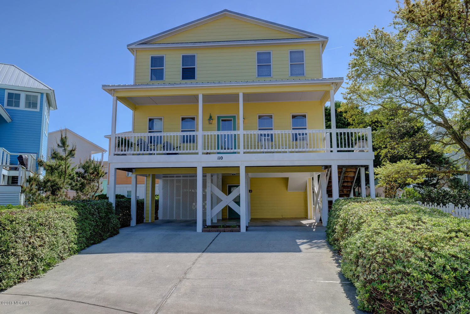 Property for sale at 110 Leeward Court, Kure Beach,  NC 28449