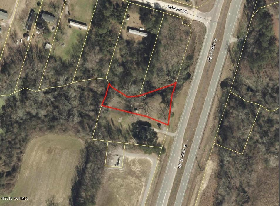00000 Us 17, Washington, North Carolina, ,Undeveloped,For sale,Us 17,100134519