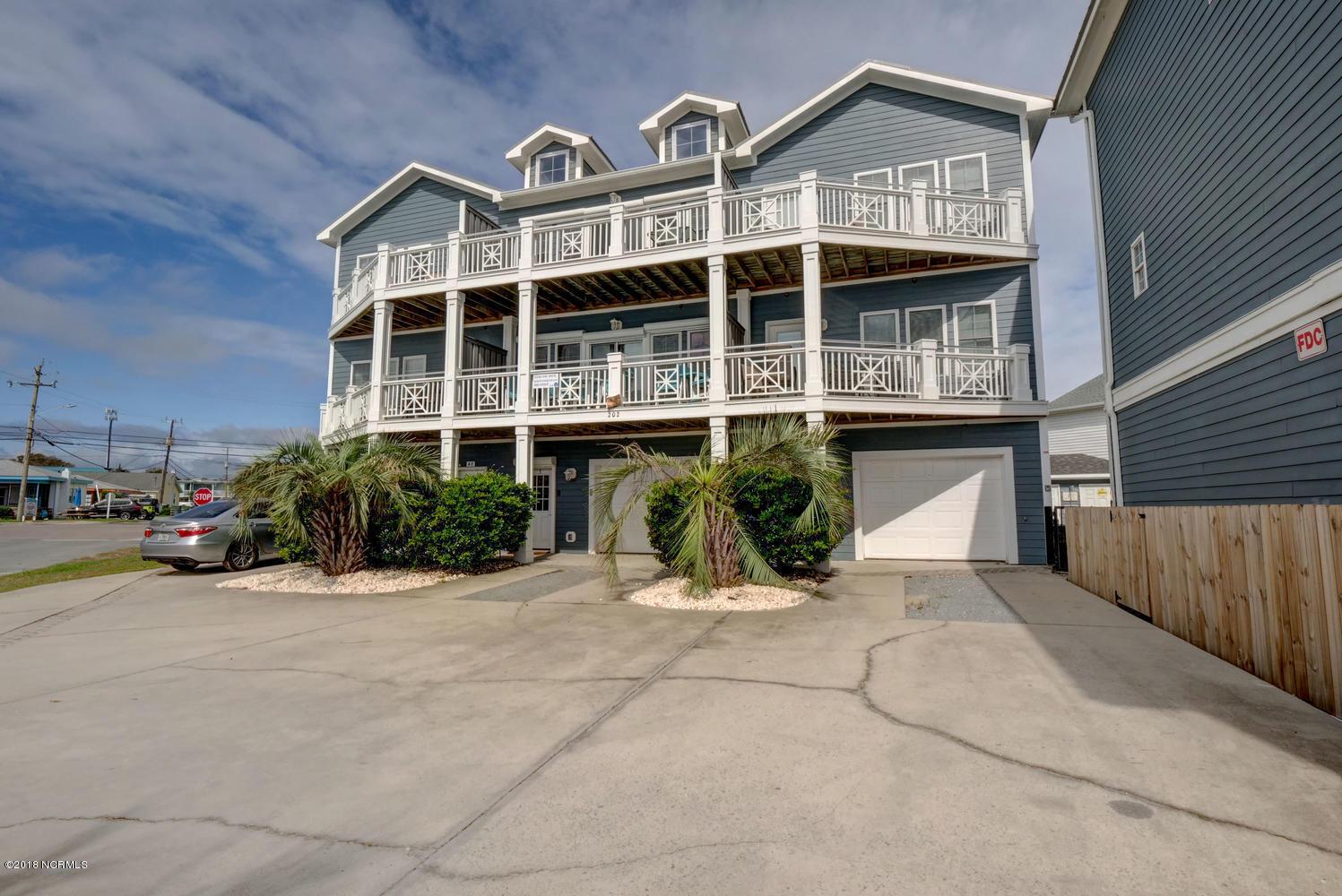 202 Fort Fisher Boulevard, Kure Beach, North Carolina, 4 Bedrooms Bedrooms, 7 Rooms Rooms,3 BathroomsBathrooms,Condominium,For sale,Fort Fisher,100134207