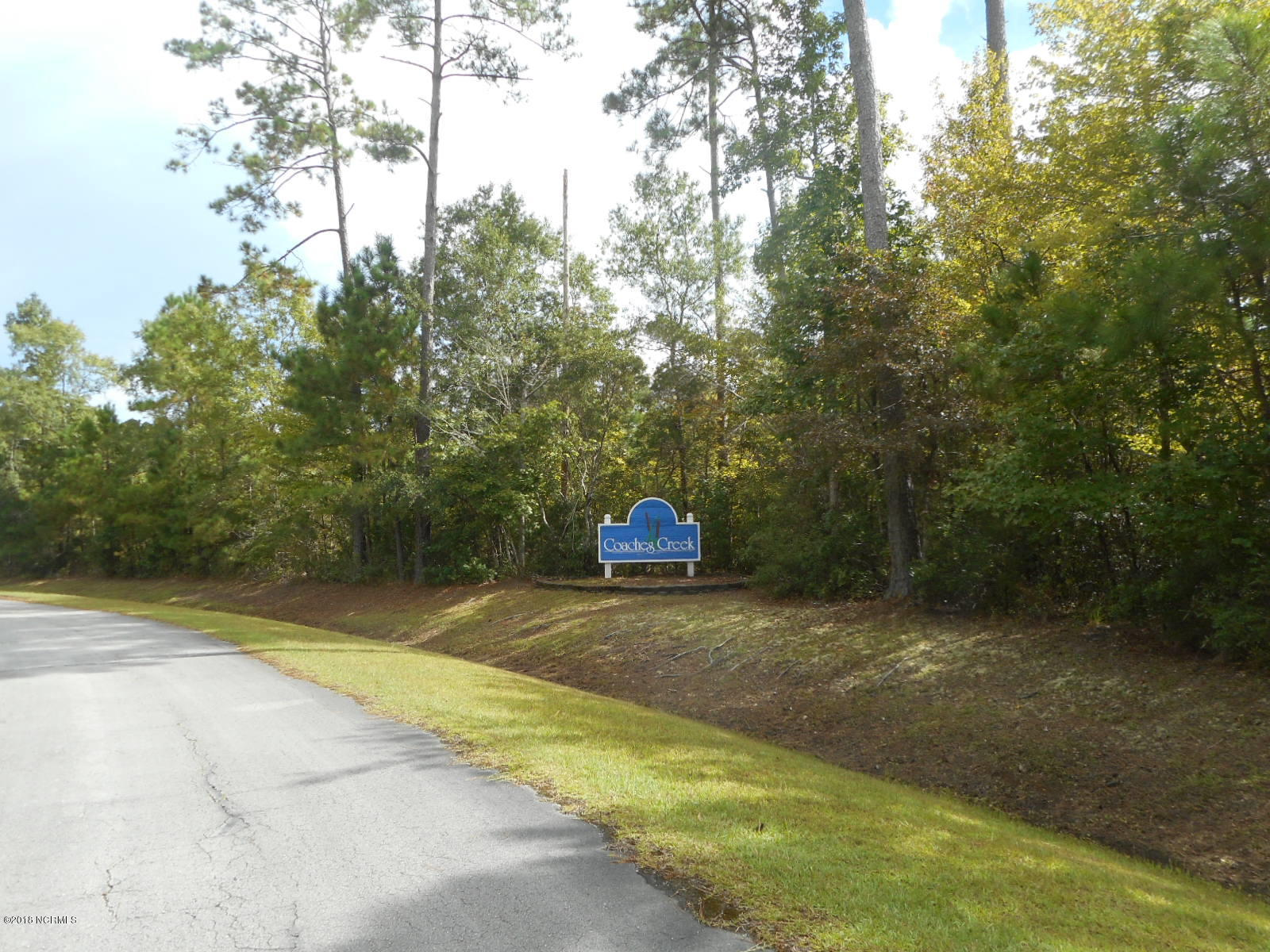 109 Coaches Creek Drive, Havelock, North Carolina, ,Undeveloped,For sale,Coaches Creek,100105204