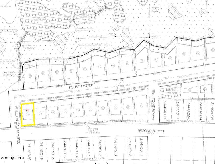 342 Fourth Street, Ocean Isle Beach, North Carolina 28469, ,Residential land,For sale,Fourth,100135988