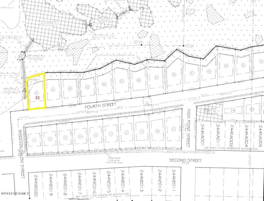 343 Fourth Street, Ocean Isle Beach, North Carolina 28469, ,Residential land,For sale,Fourth,100135989
