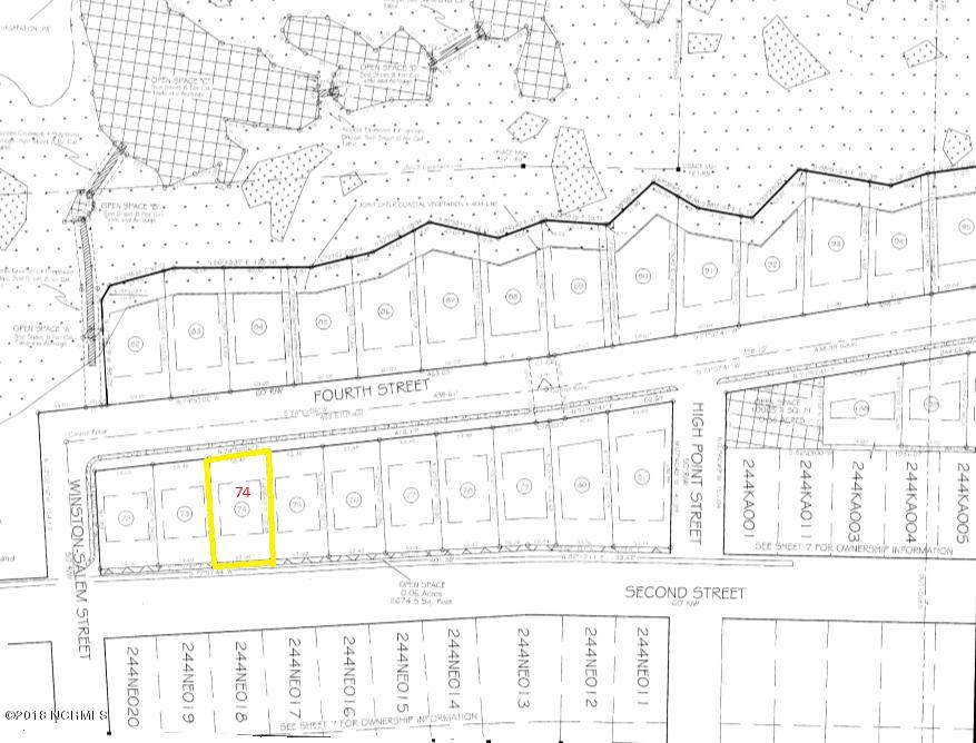 346 Fourth Street, Ocean Isle Beach, North Carolina 28469, ,Residential land,For sale,Fourth,100135991