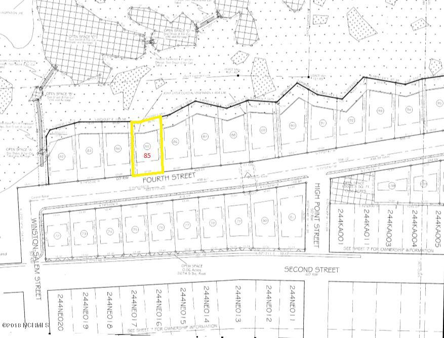 349 Fourth Street, Ocean Isle Beach, North Carolina 28469, ,Residential land,For sale,Fourth,100135992