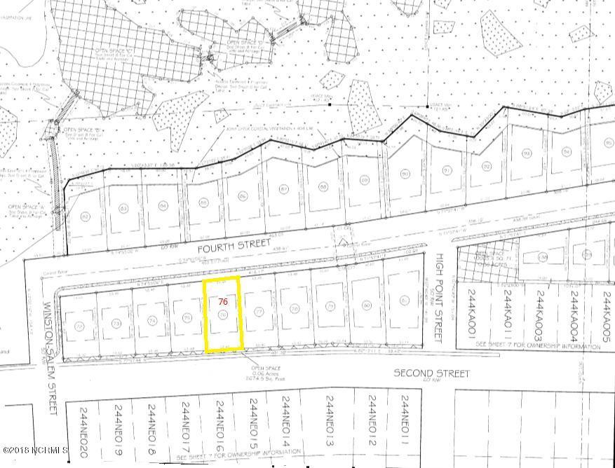 350 Fourth Street, Ocean Isle Beach, North Carolina 28469, ,Residential land,For sale,Fourth,100135993