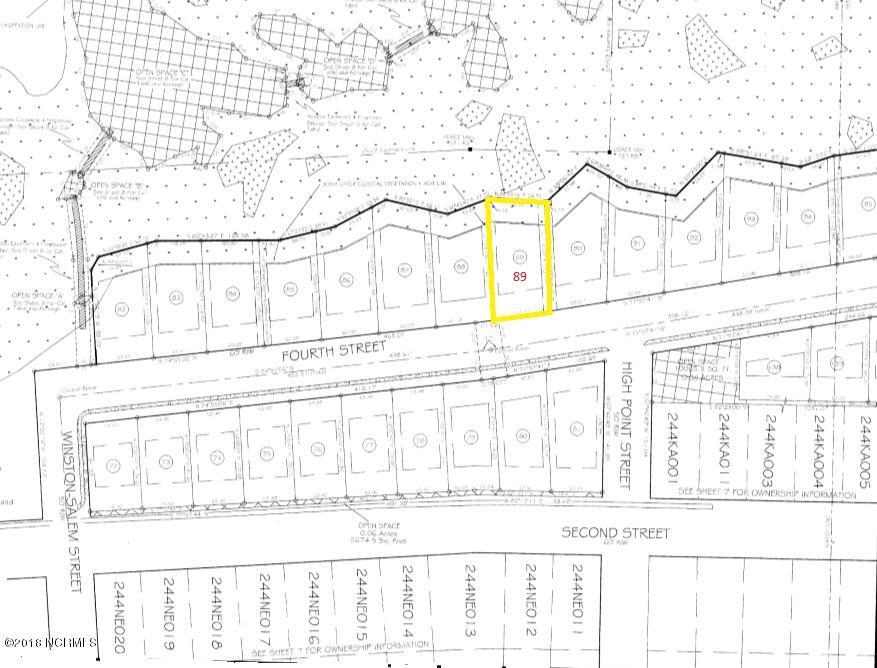 357 Fourth Street, Ocean Isle Beach, North Carolina 28469, ,Residential land,For sale,Fourth,100135997