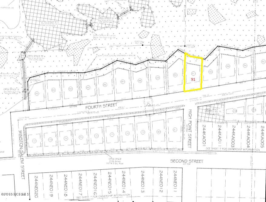 361 Fourth Street, Ocean Isle Beach, North Carolina 28469, ,Residential land,For sale,Fourth,100135999