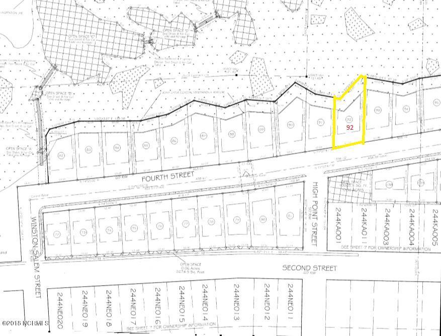 363 Fourth Street, Ocean Isle Beach, North Carolina 28469, ,Residential land,For sale,Fourth,100136000