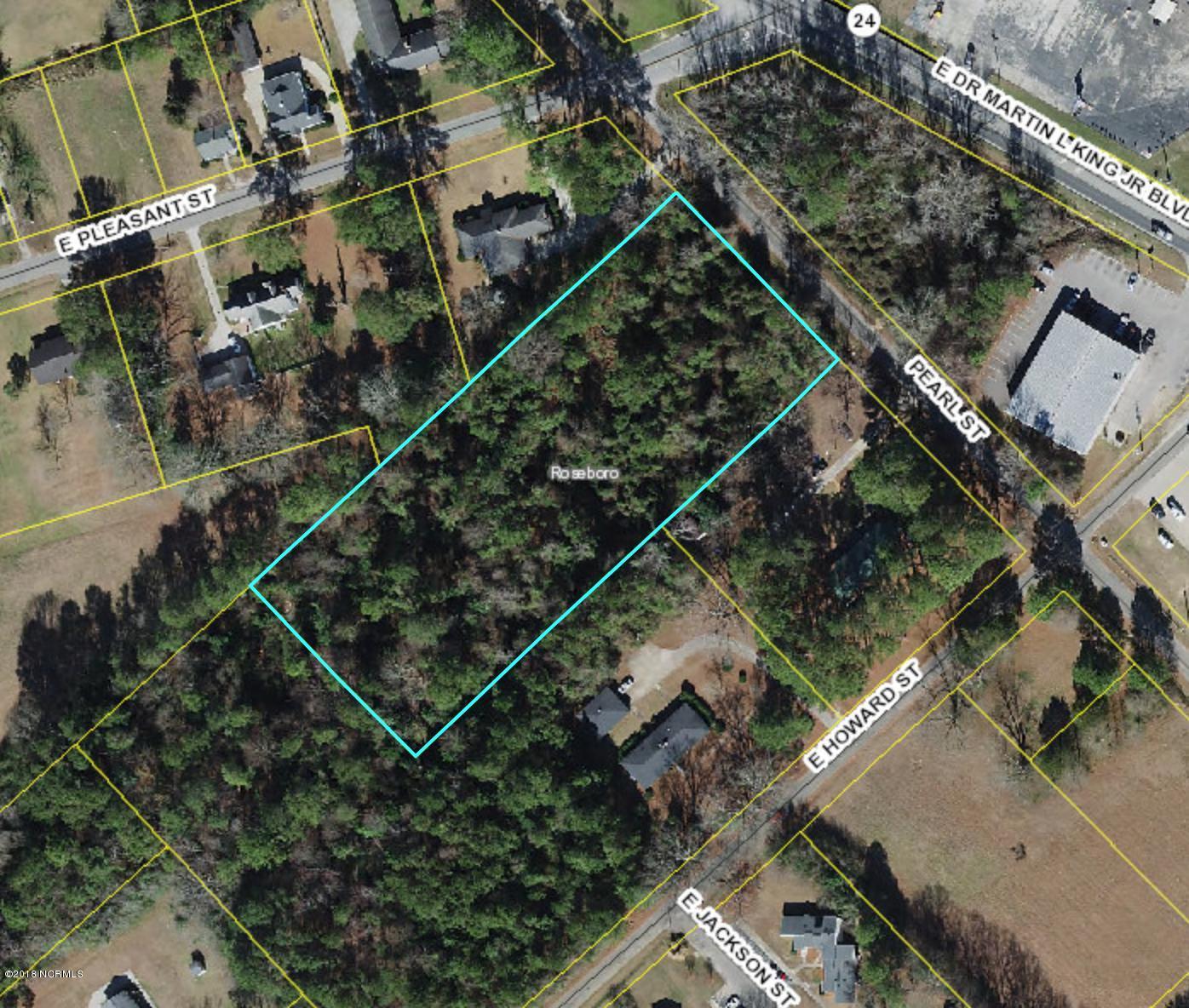 5 Pearl Street, Roseboro, North Carolina 28382, ,Residential land,For sale,Pearl,100137026