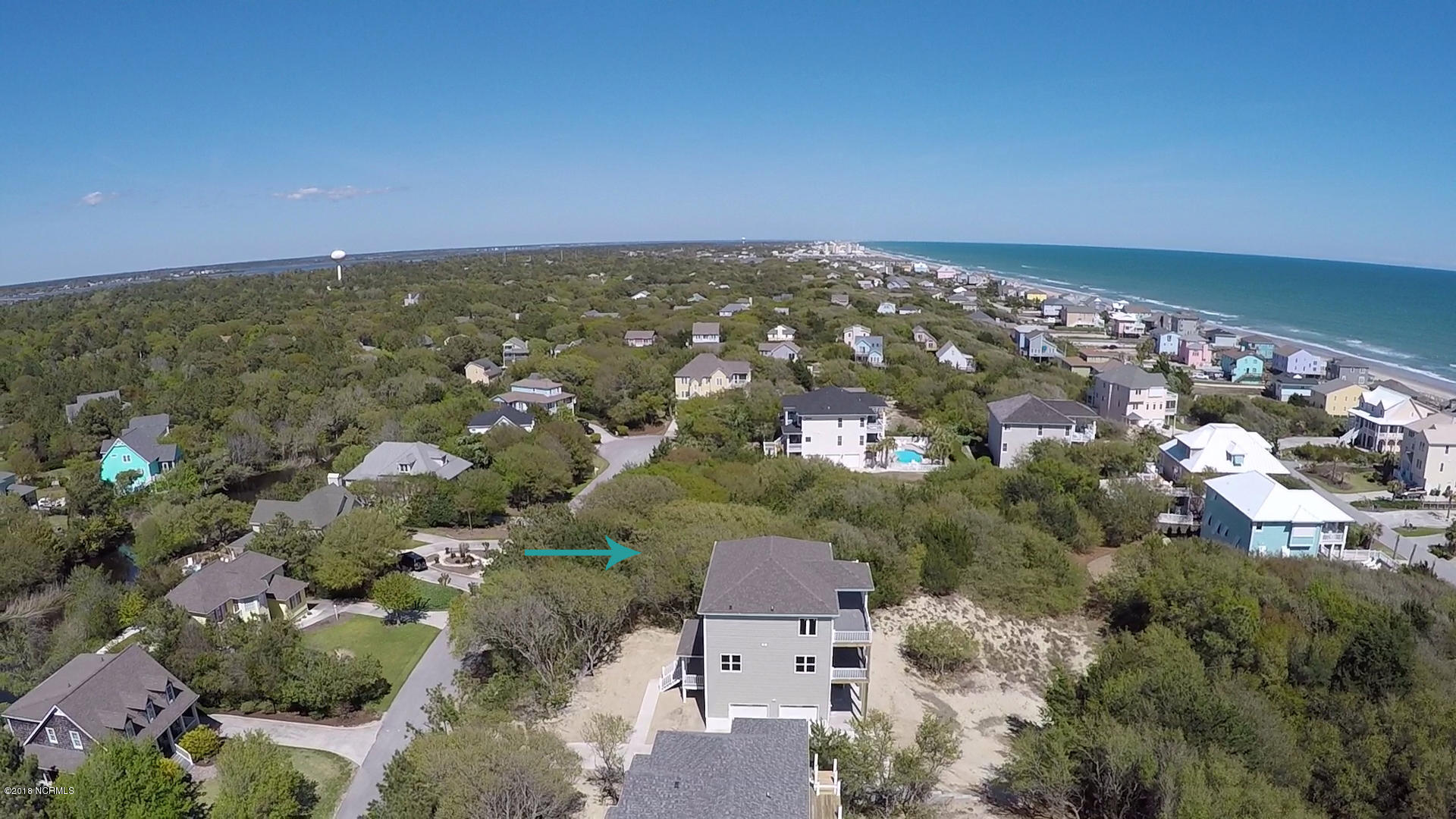 9707 Spinnaker Place, Emerald Isle, North Carolina 28594, ,Residential land,For sale,Spinnaker,100137812