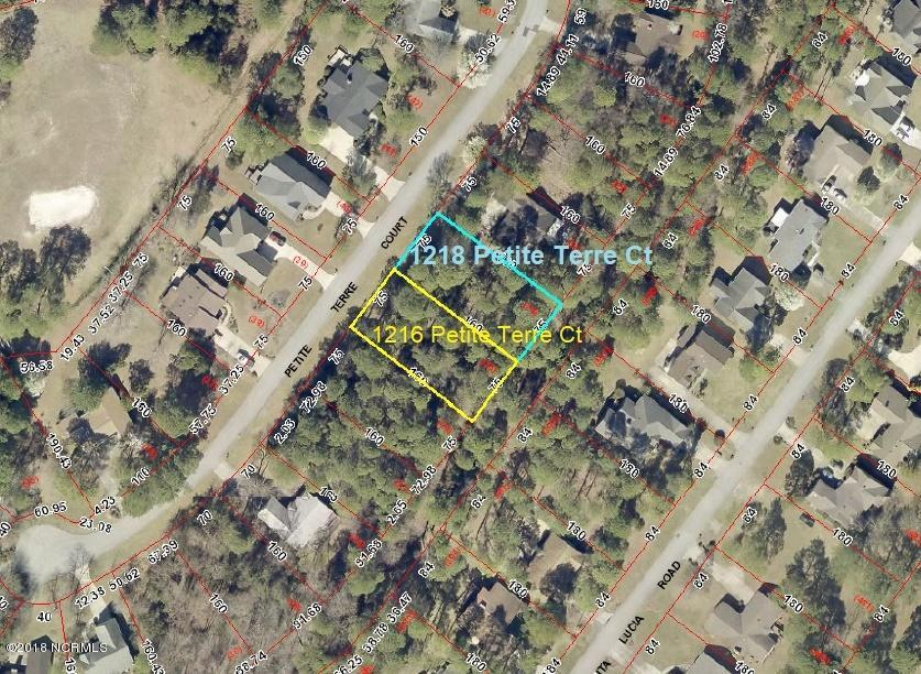 1218 Petite Terre Court- New Bern- North Carolina, ,Residential land,For sale,Petite Terre,100138405