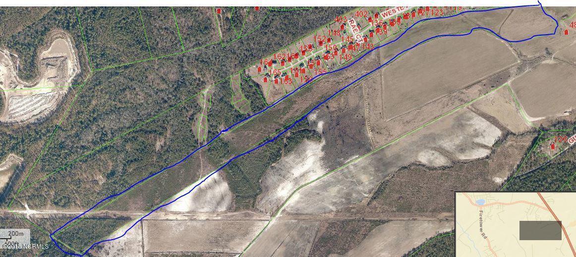 4893 Richlands Highway, Jacksonville, North Carolina 28540, ,Residential land,For sale,Richlands,100139732