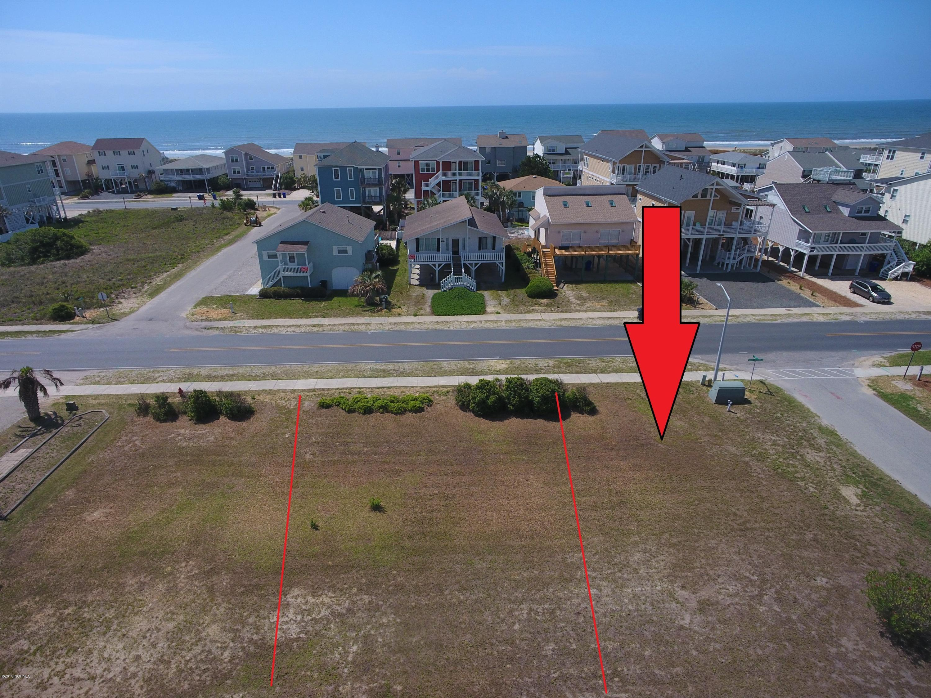 165 Second Street, Ocean Isle Beach, North Carolina, ,Residential land,For sale,Second,100140324