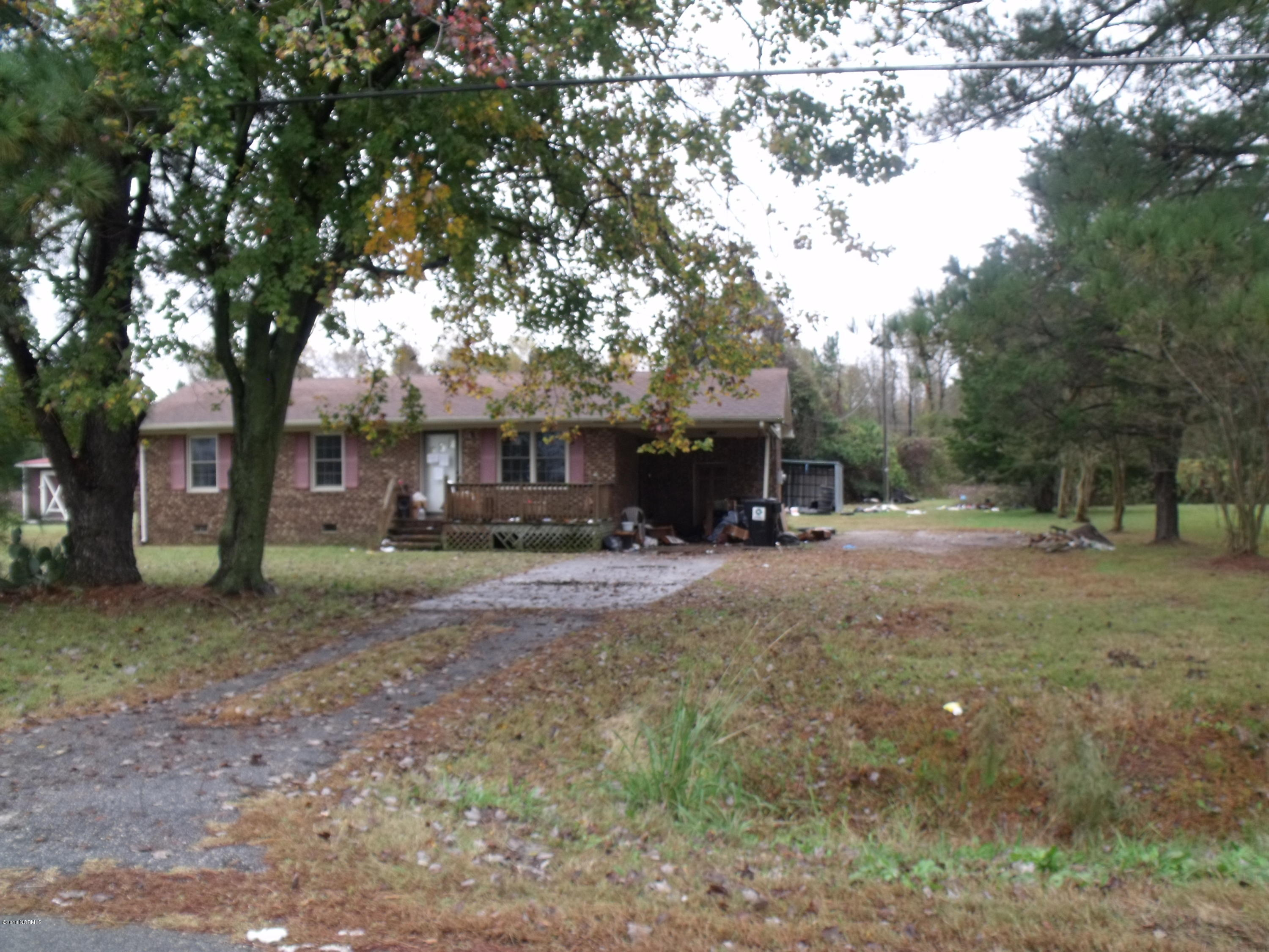 13959 Nc 125, Oak City, North Carolina, 3 Bedrooms Bedrooms, 5 Rooms Rooms,1 BathroomBathrooms,Single family residence,For sale,Nc 125,100140385