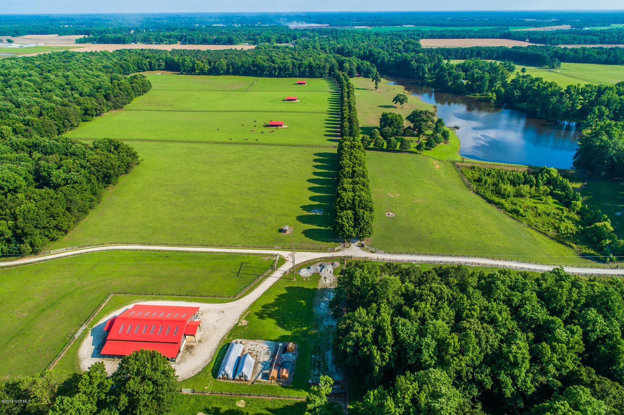 525 Longhorn Creek Lane, Turkey, North Carolina 28393, ,Residential land,For sale,Longhorn Creek,100140994