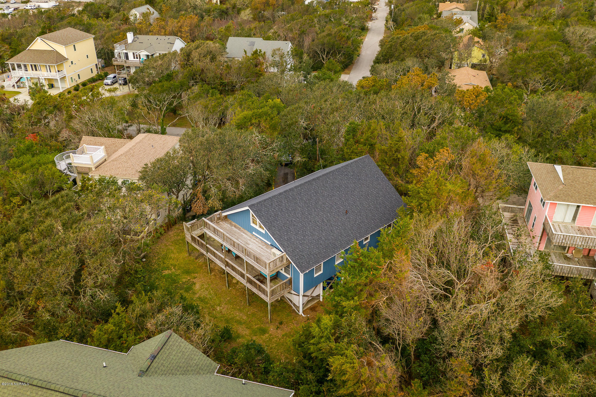 7807 Forest Drive, Emerald Isle, North Carolina, 3 Bedrooms Bedrooms, 6 Rooms Rooms,2 BathroomsBathrooms,Single family residence,For sale,Forest,100141552