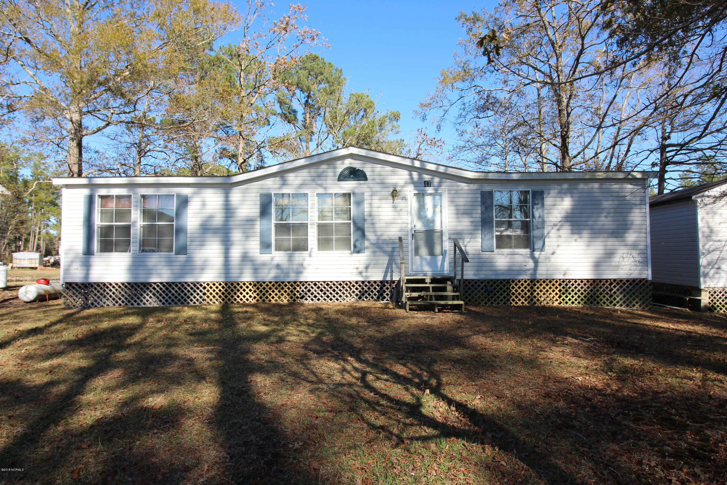 47 Point Avenue, Belhaven, North Carolina, 3 Bedrooms Bedrooms, 7 Rooms Rooms,2 BathroomsBathrooms,Manufactured home,For sale,Point,100134258