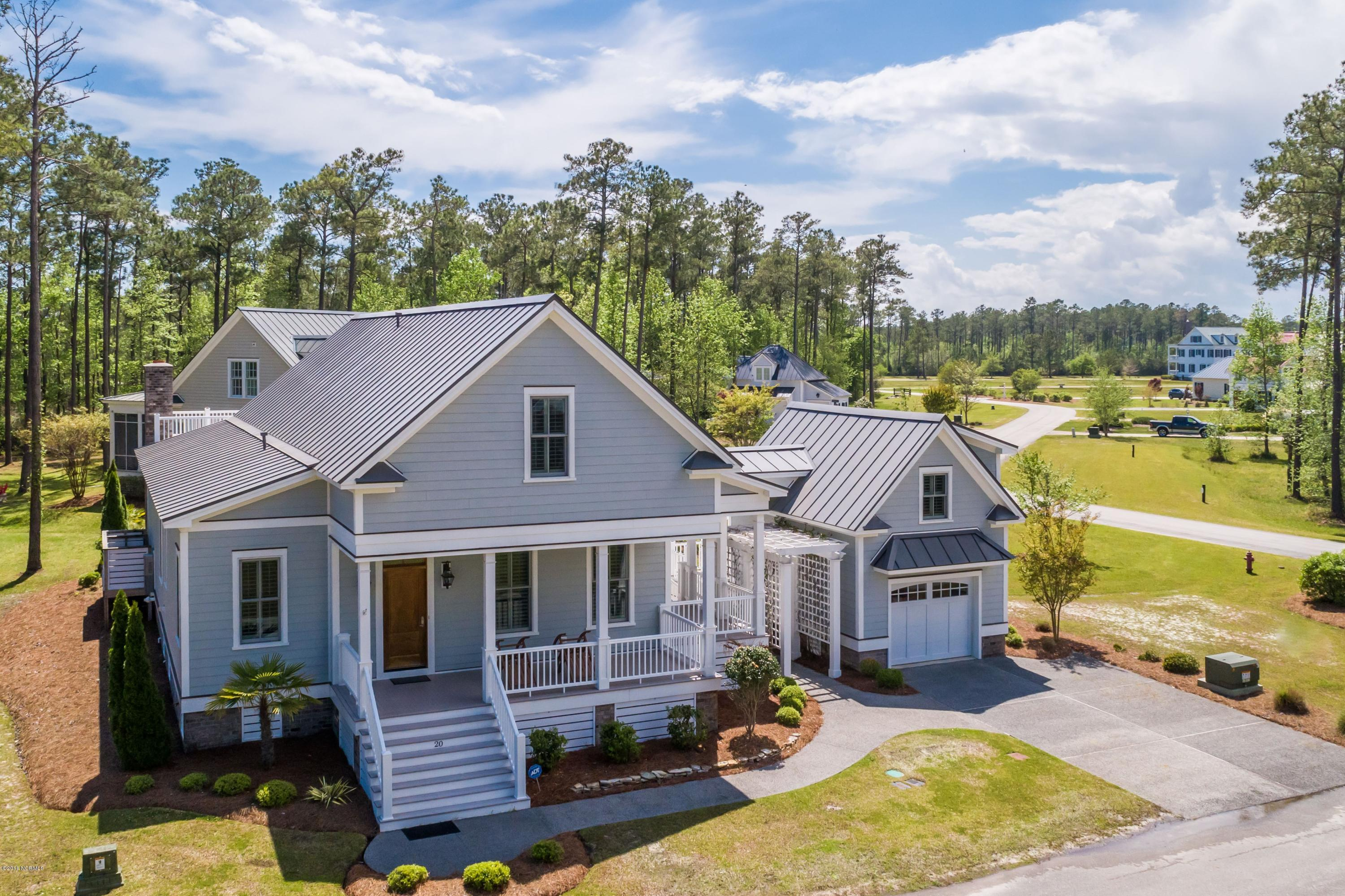 Property for sale at 20 Quidley Cove, Oriental,  NC 28571
