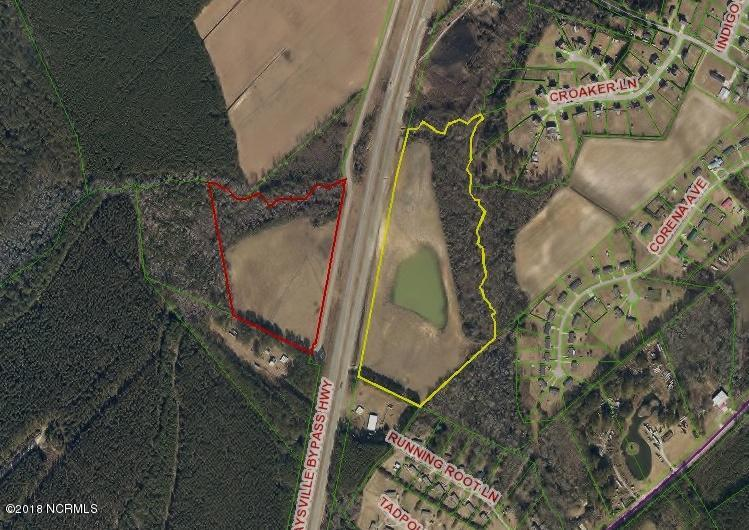1133-77 White Oak River Road, Maysville, North Carolina 28555, ,Undeveloped,For sale,White Oak River,100142004
