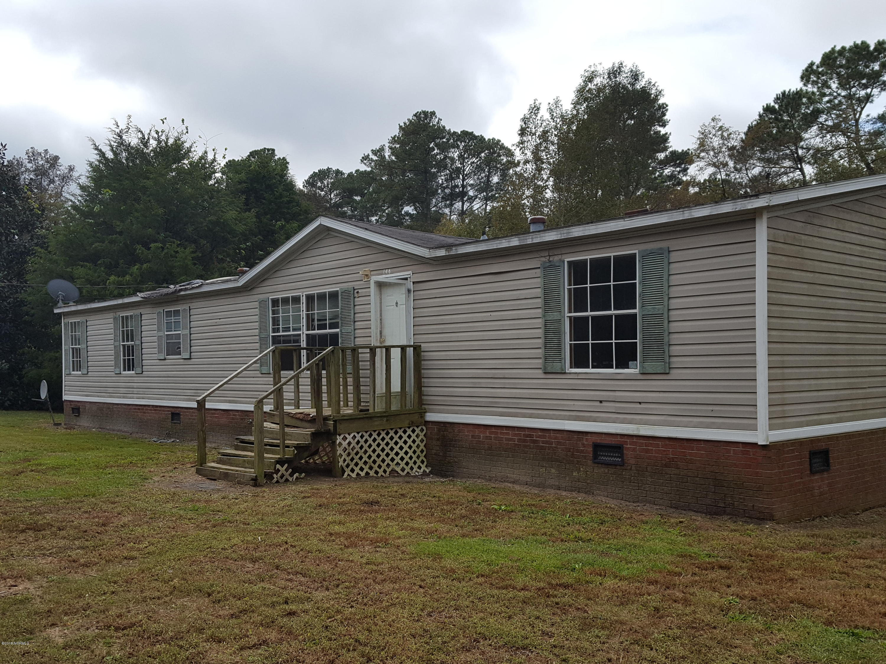 146 Canary Lane, Pikeville, North Carolina, 3 Bedrooms Bedrooms, 8 Rooms Rooms,2 BathroomsBathrooms,Manufactured home,For sale,Canary,100142146