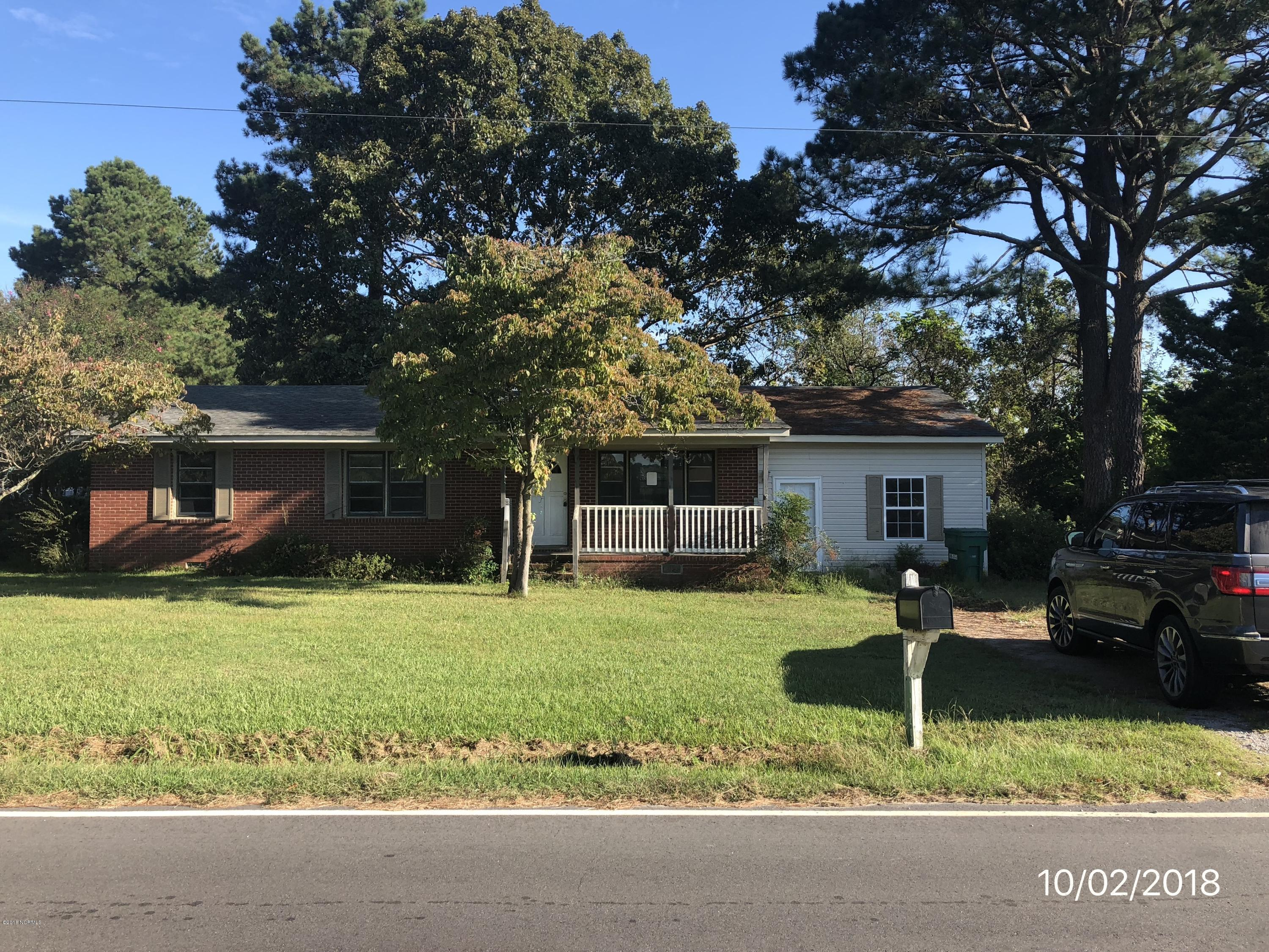 1129 Fort Branch Road, Oak City, North Carolina, 3 Bedrooms Bedrooms, 7 Rooms Rooms,1 BathroomBathrooms,Single family residence,For sale,Fort Branch,100142748