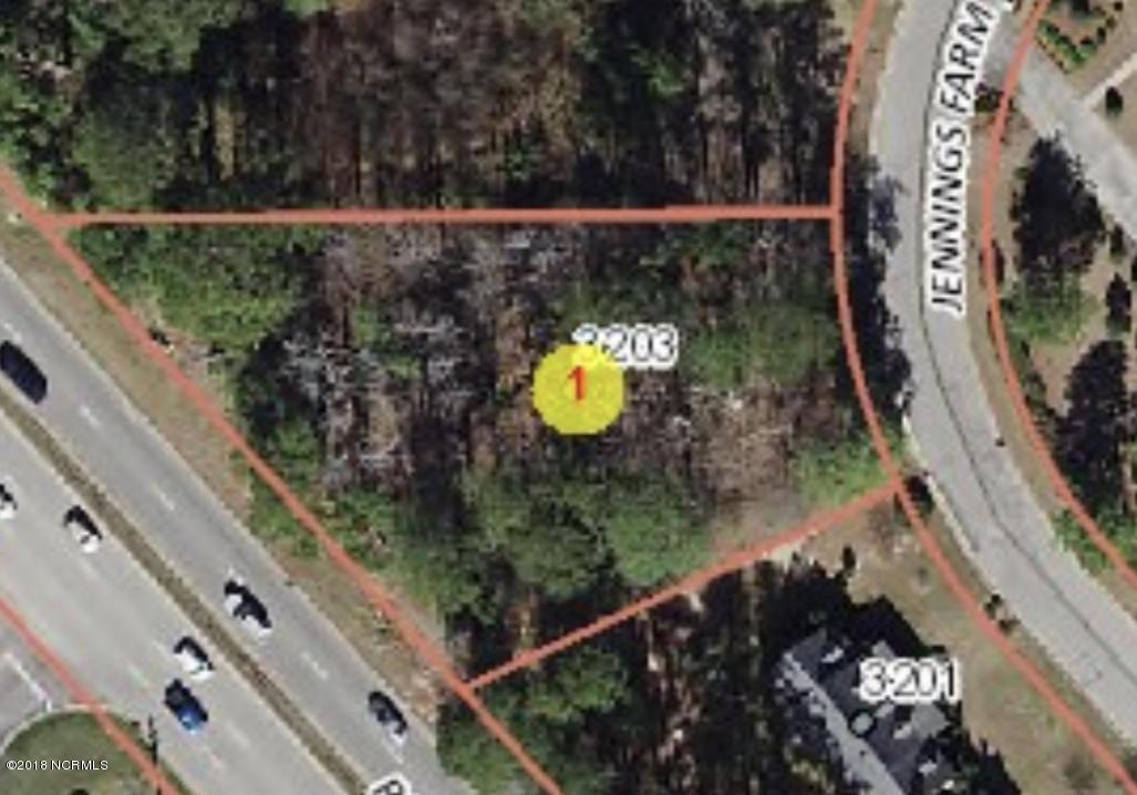 3203 Jennings Farm Drive, Wilson, North Carolina 27896, ,Residential land,For sale,Jennings Farm,100142976