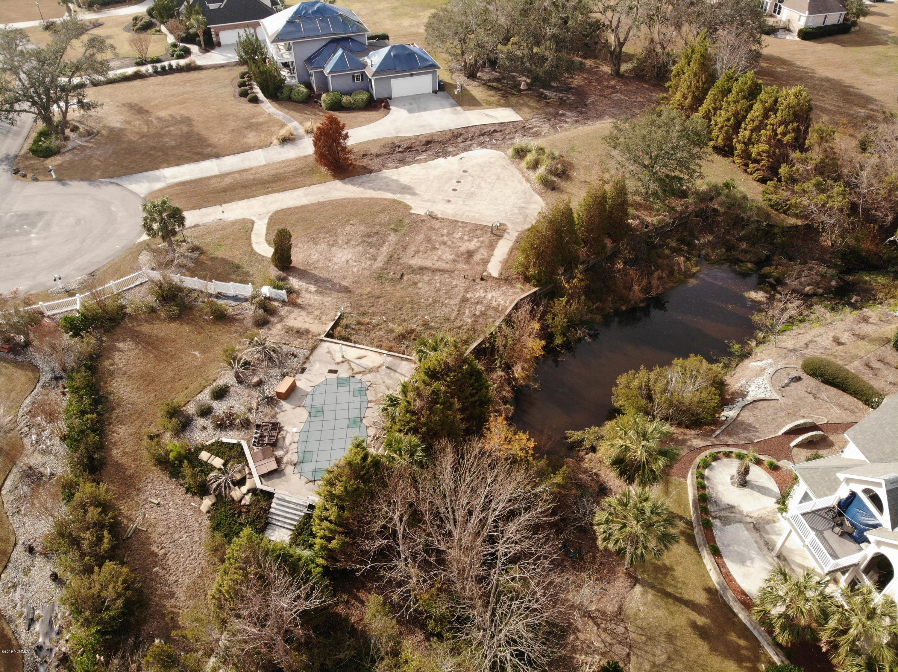 111 Magens Court, Cedar Point, North Carolina 28584, ,Residential land,For sale,Magens,100144487