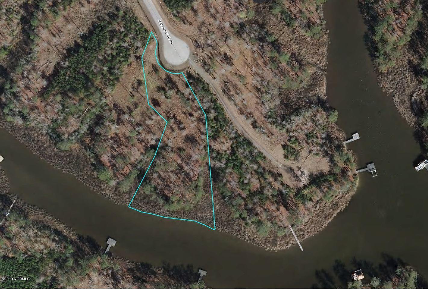 444 Tarpon Pointe Road, Bath, North Carolina, ,Residential land,For sale,Tarpon Pointe,100145321