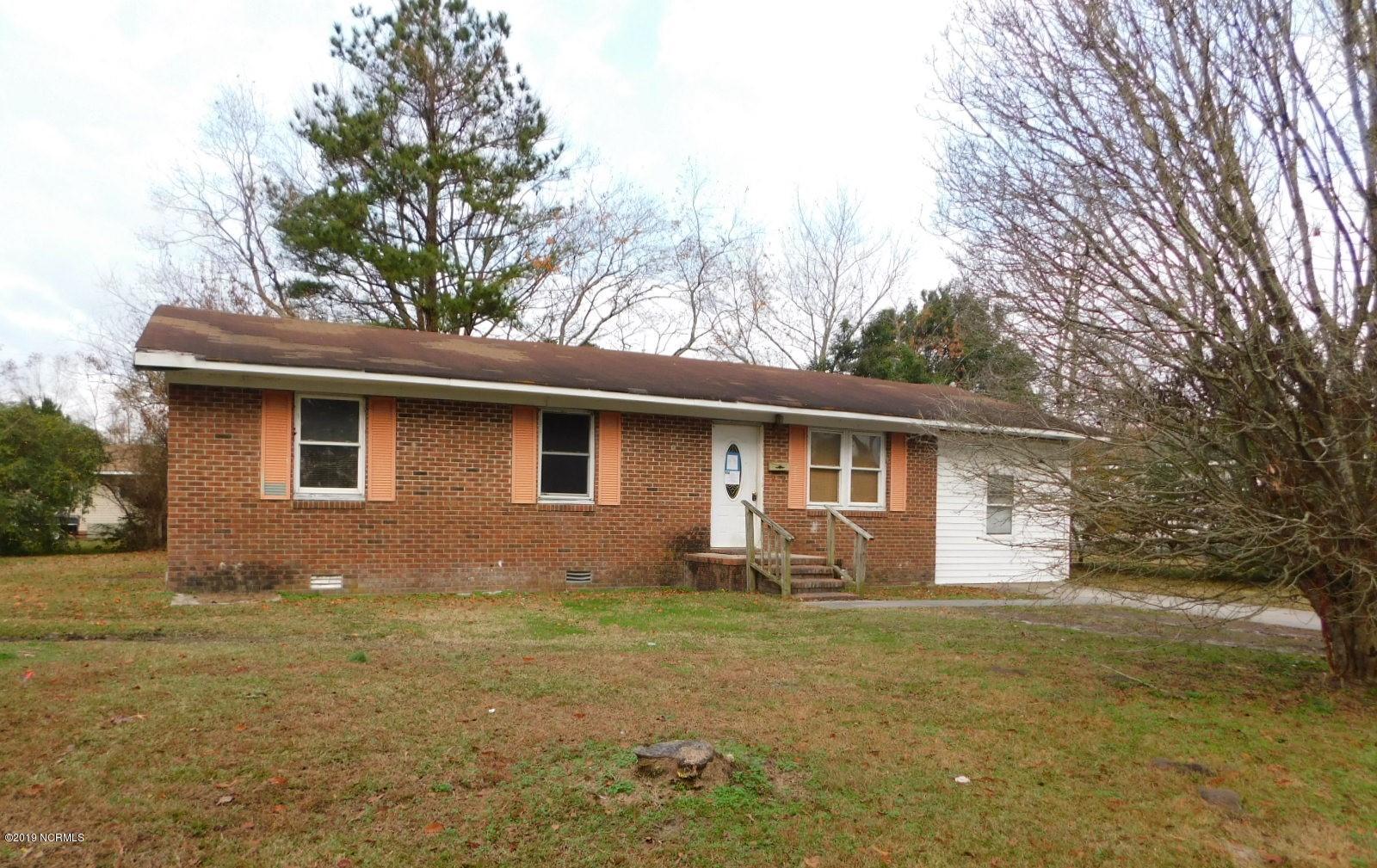 4444 Fleming Street, Ayden, North Carolina, 3 Bedrooms Bedrooms, 7 Rooms Rooms,1 BathroomBathrooms,Single family residence,For sale,Fleming,100145521