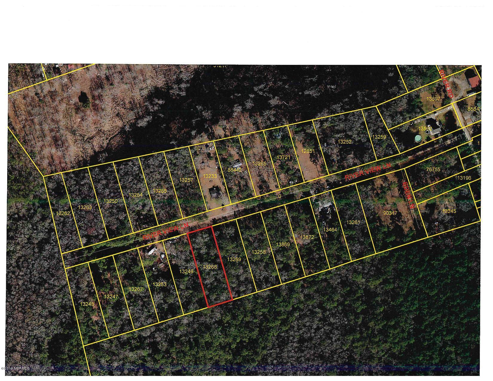 231 Riverview Lane, Tabor City, North Carolina 28463, ,Residential land,For sale,Riverview,100146360