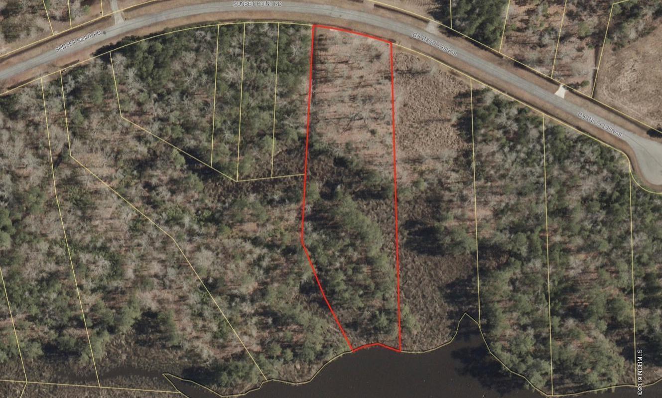 Lot 48 Sunset Point, Belhaven, North Carolina 27810, ,Residential land,For sale,Sunset,100146735