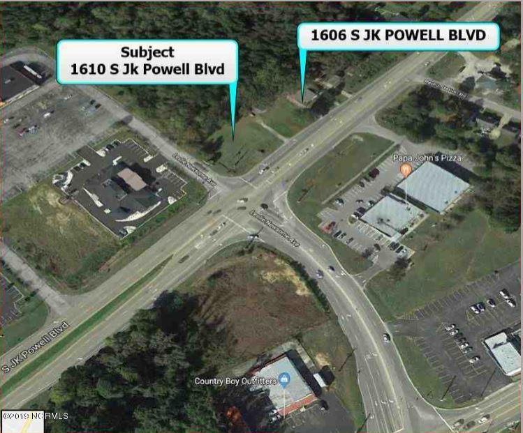 1610 Jk Powell Boulevard, Whiteville, North Carolina 28472, ,Undeveloped,For sale,Jk Powell,100147022