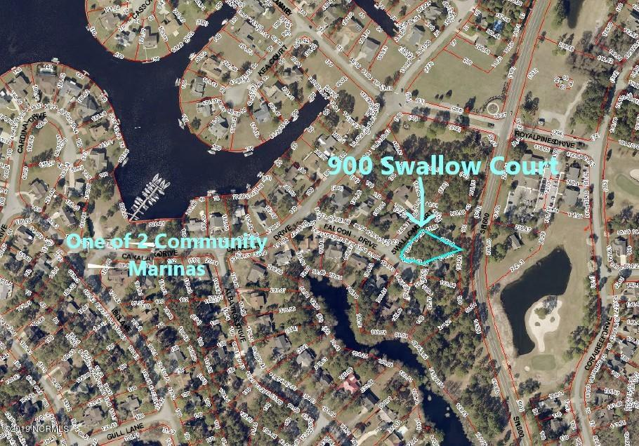 900 Swallow Court, New Bern, North Carolina, ,Residential land,For sale,Swallow,100147467