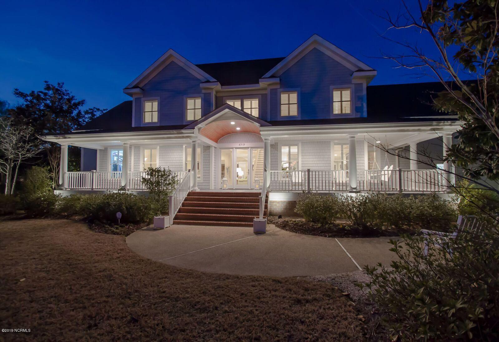6719 Finian Drive, Wilmington, North Carolina, 5 Bedrooms Bedrooms, 11 Rooms Rooms,4 BathroomsBathrooms,Single family residence,For sale,Finian,100120118