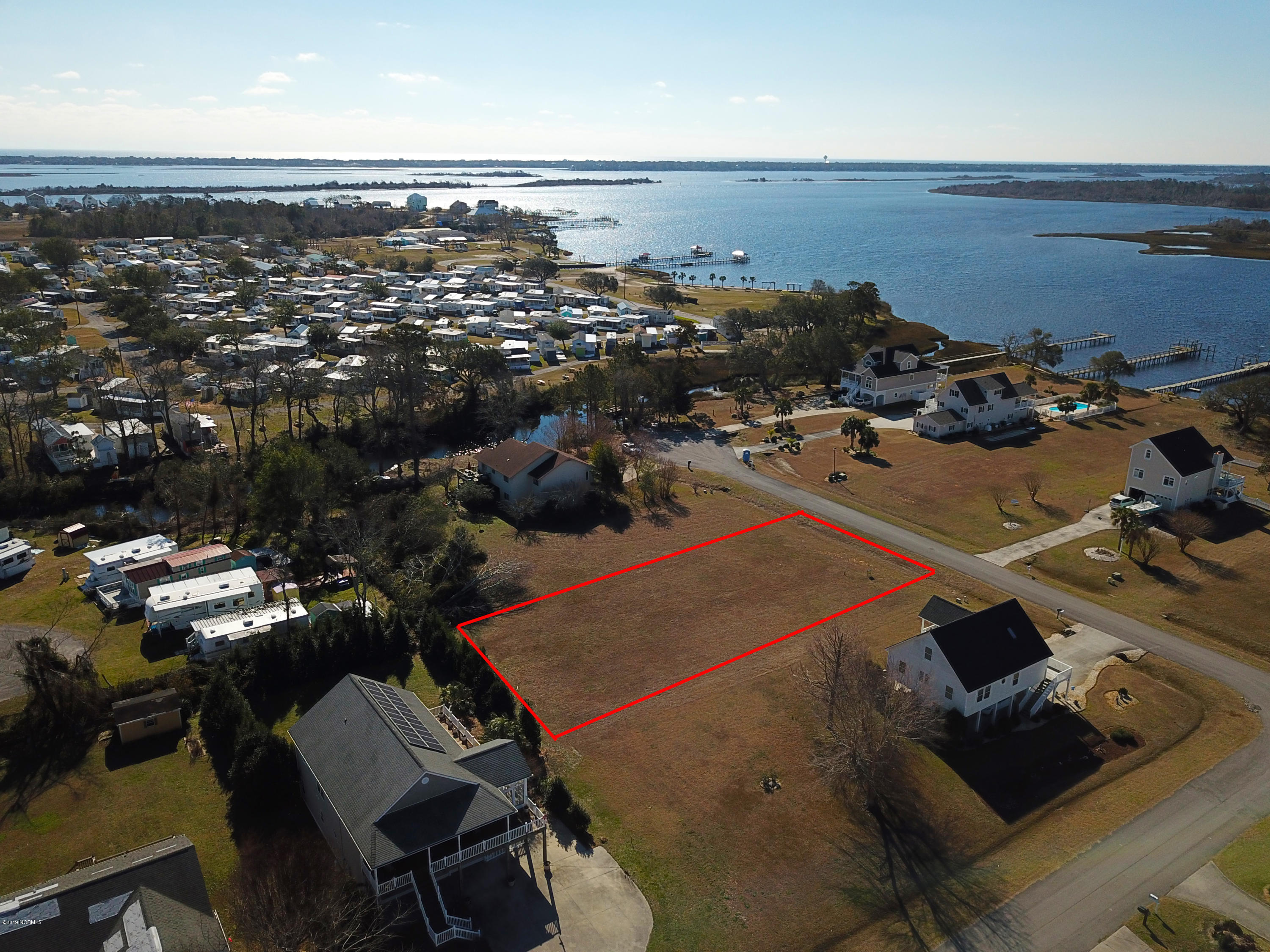 111 Hickory Nut Court, Newport, North Carolina 28570, ,Residential land,For sale,Hickory Nut,100141872