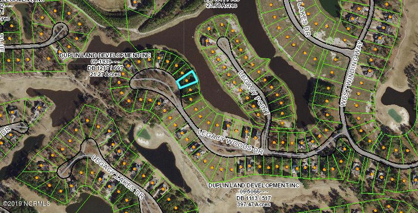 200 Legacy Woods Drive- Wallace- North Carolina, ,Residential land,For sale,Legacy Woods,100148759