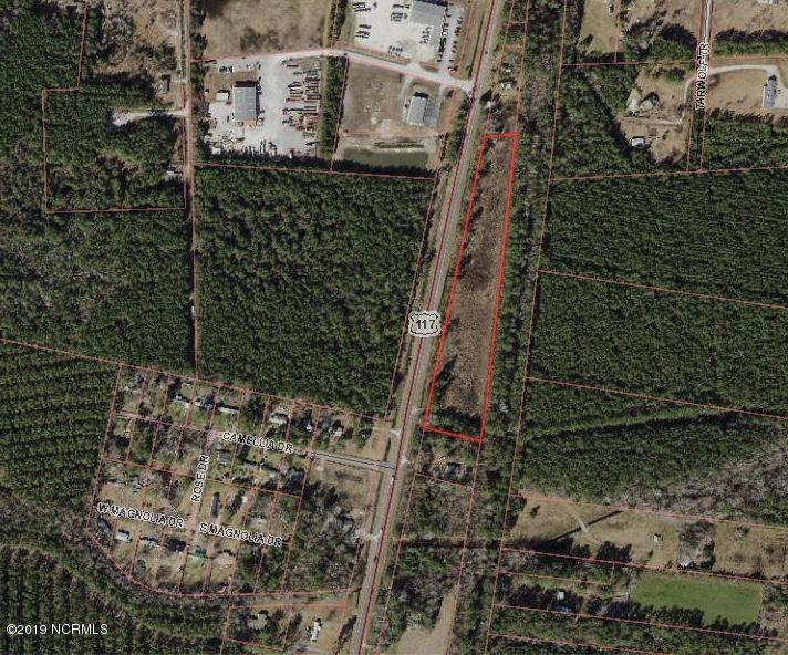 40 Us Hwy 117, Rocky Point, North Carolina 28457, ,Commercial/industrial,For sale,Us Hwy 117,100148831