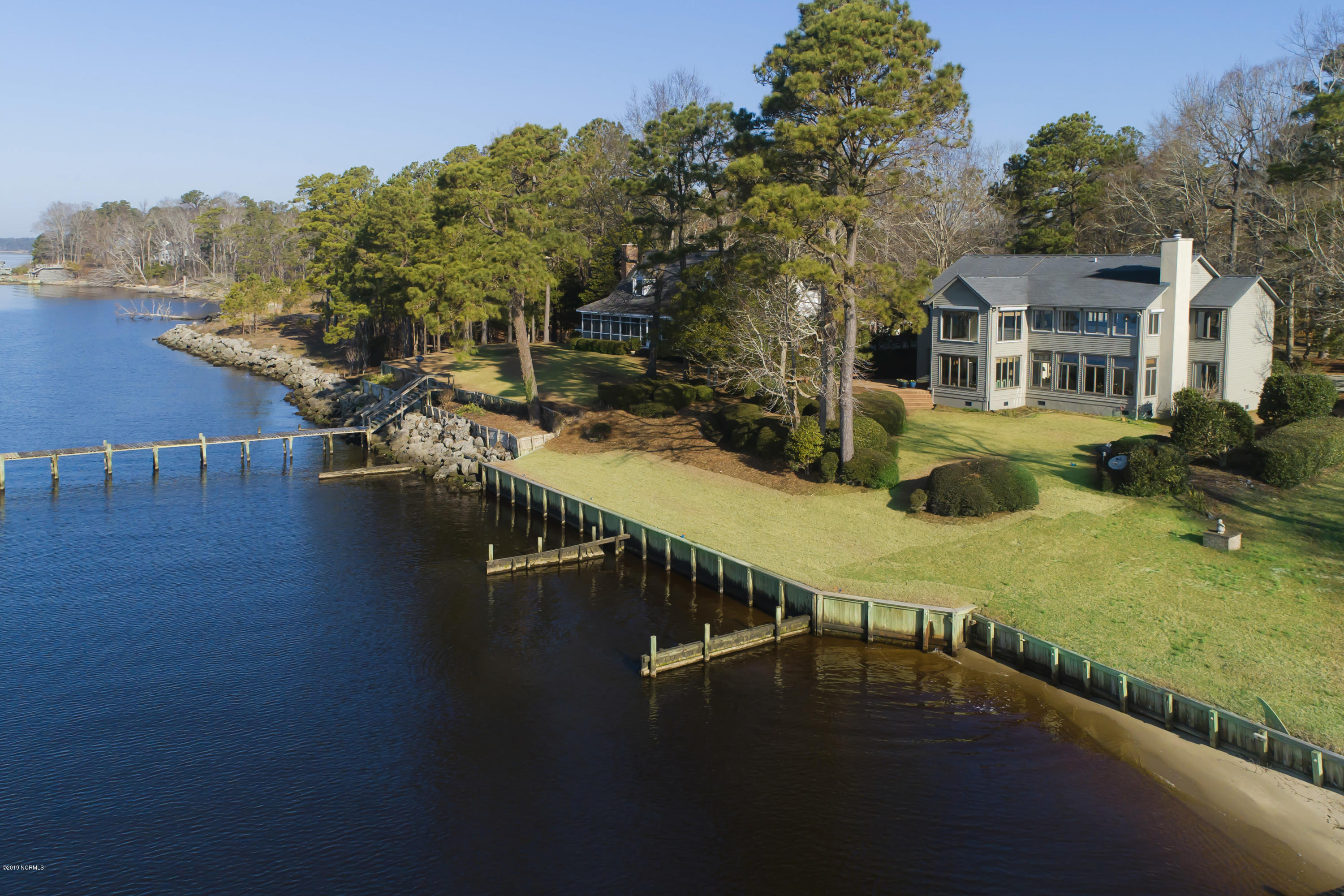 Property for sale at 363 Indian Bluff Drive, Minnesott Beach,  North Carolina 28510