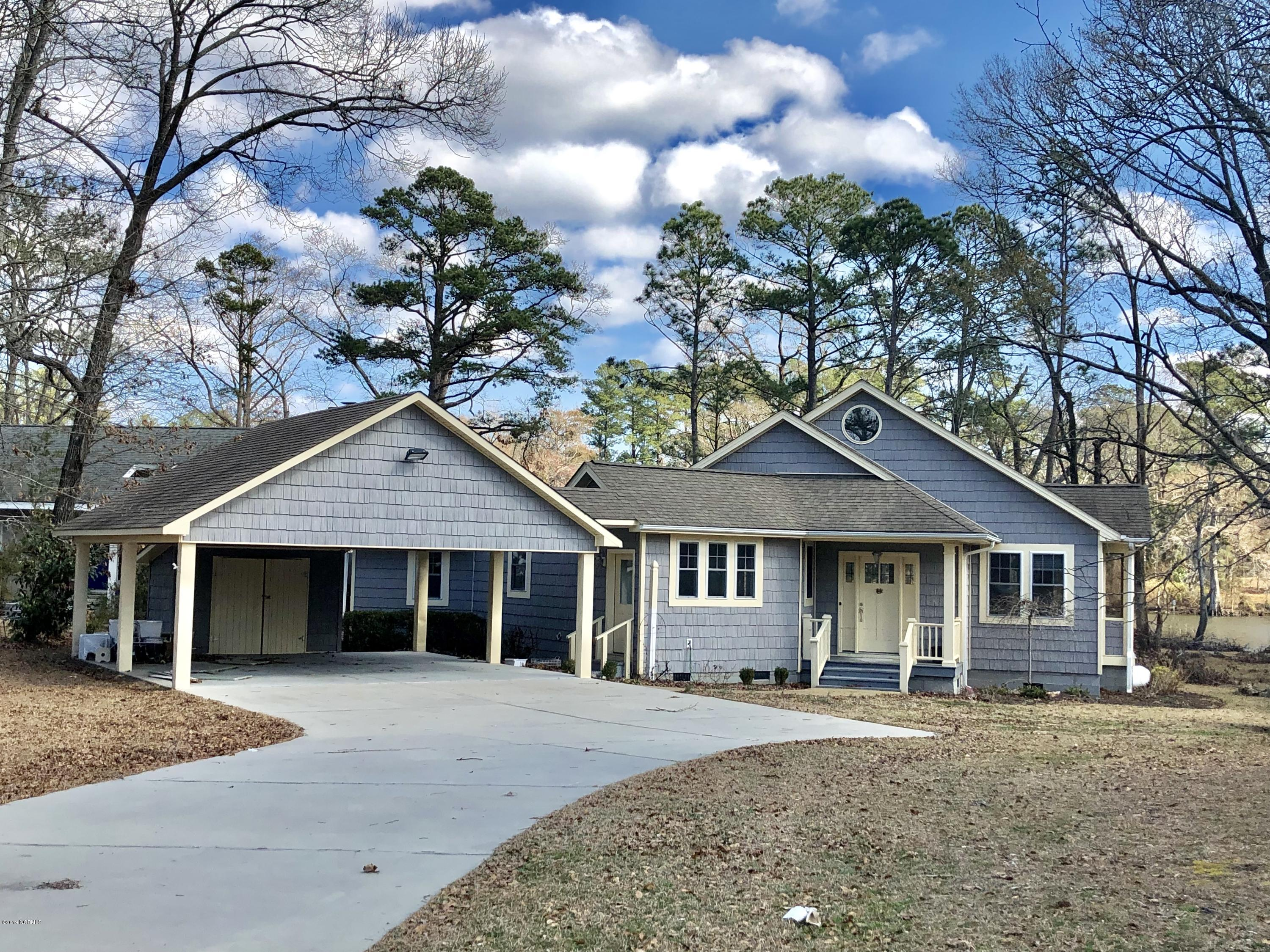 506 Wilson Creek Drive, Trent Woods, North Carolina, 3 Bedrooms Bedrooms, 6 Rooms Rooms,1 BathroomBathrooms,Single family residence,For sale,Wilson Creek,100149584