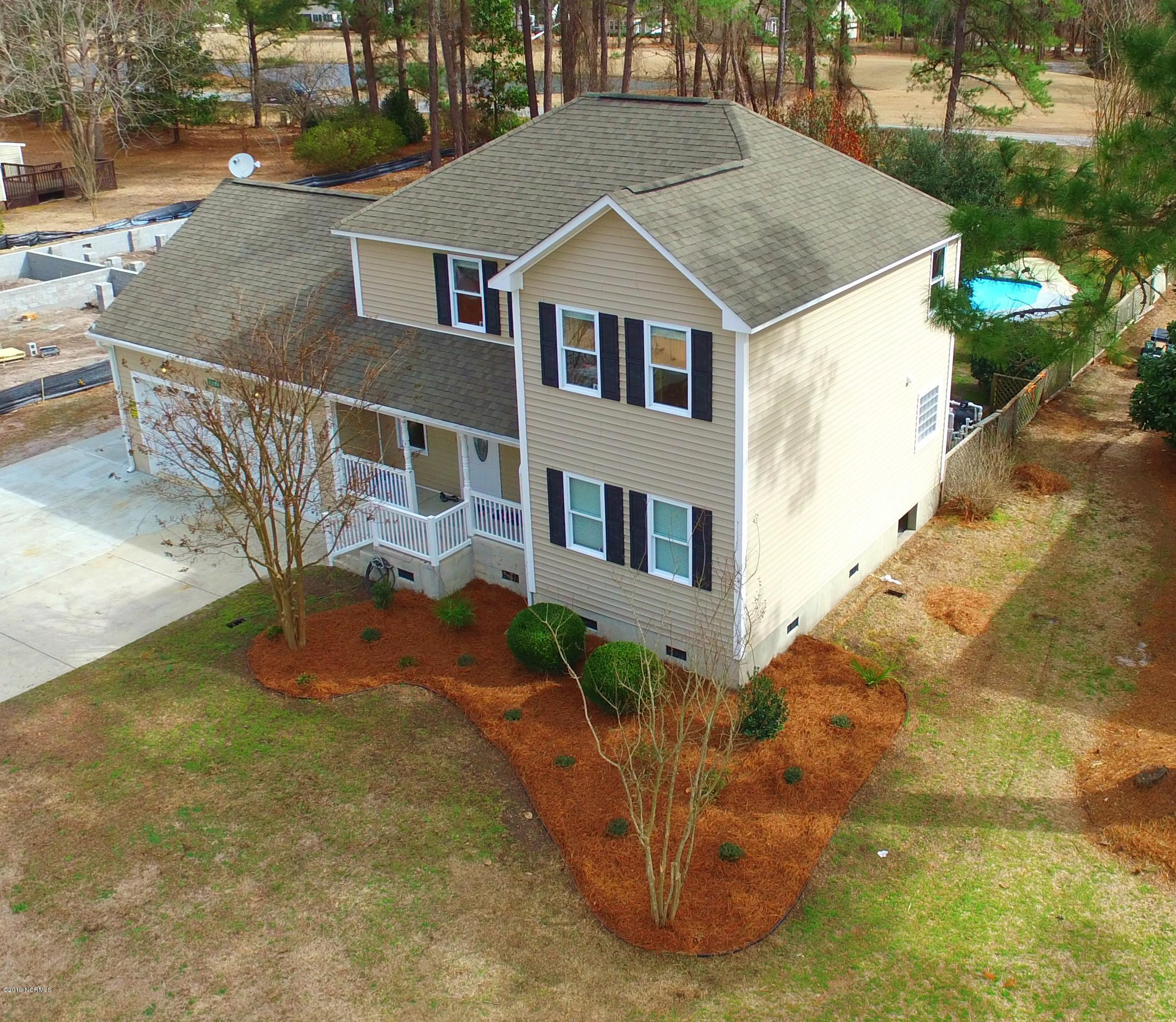 Property for sale at 1204 Caracara Drive, New Bern,  North Carolina 28560