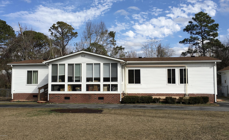 317 White Oak Drive, Newport, North Carolina, 3 Bedrooms Bedrooms, 8 Rooms Rooms,2 BathroomsBathrooms,Manufactured home,For sale,White Oak,100151547