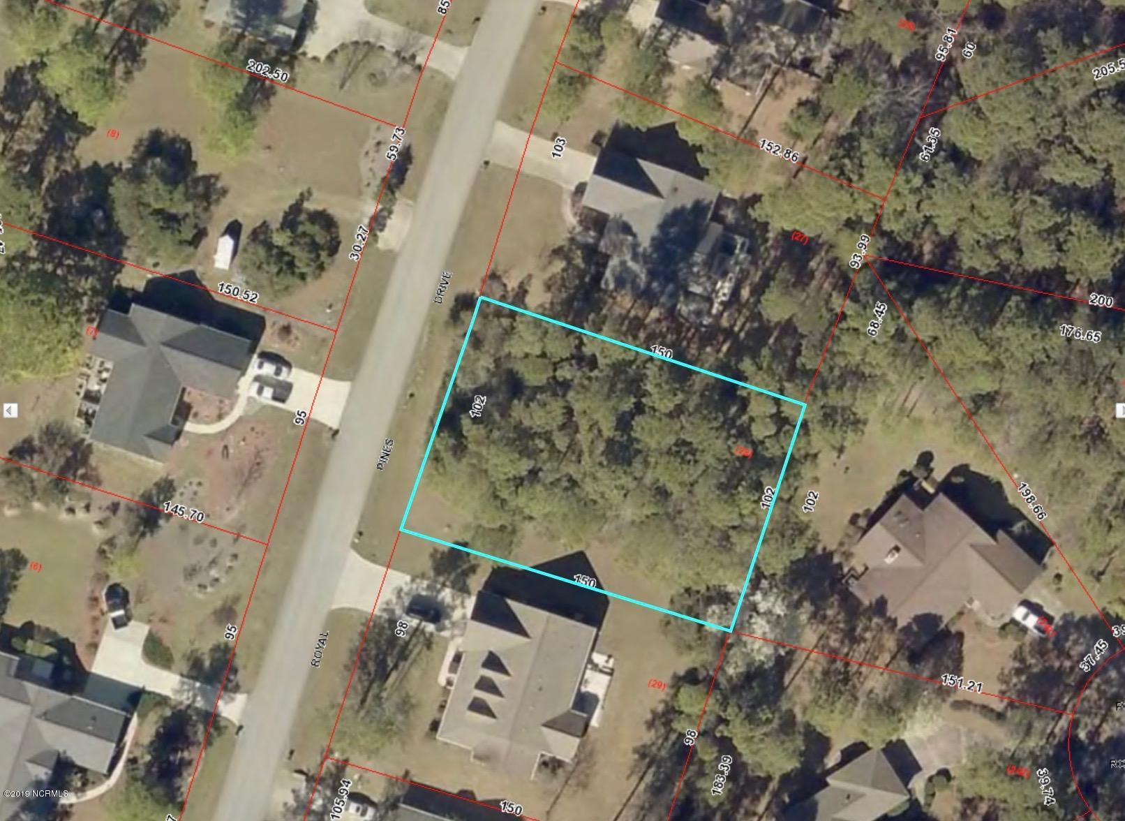 2014 Royal Pines Drive, New Bern, North Carolina 28560, ,Residential land,For sale,Royal Pines,100153276
