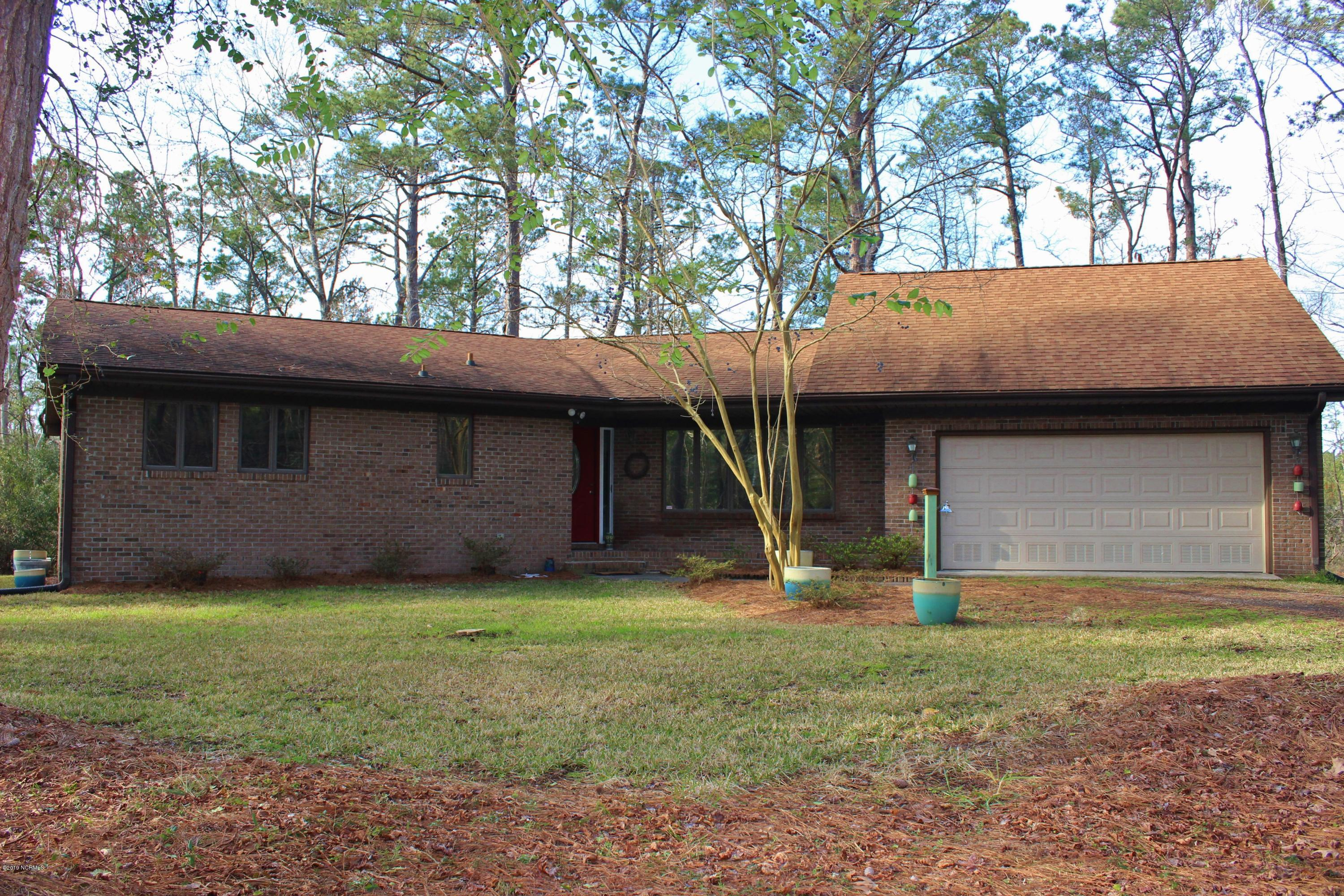 6003 Falcon Drive, Oriental, North Carolina, 3 Bedrooms Bedrooms, 8 Rooms Rooms,2 BathroomsBathrooms,Single family residence,For sale,Falcon,100153615