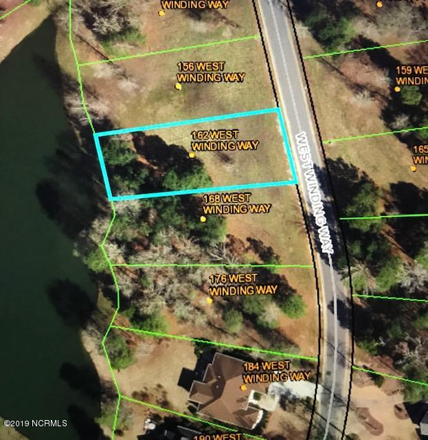 162 Winding Way, Wallace, North Carolina, ,Residential land,For sale,Winding,100153605