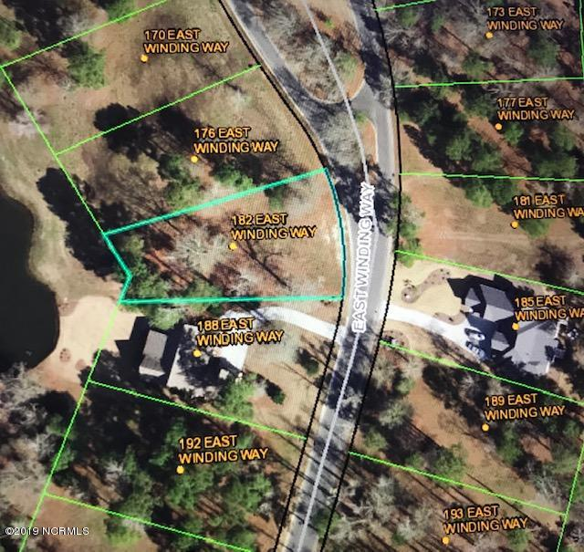 182 Winding Way, Wallace, North Carolina, ,Residential land,For sale,Winding,100153606