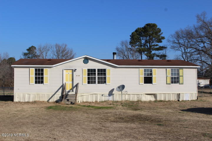 4896 Travis Road, Whitakers, North Carolina, 3 Bedrooms Bedrooms, 6 Rooms Rooms,2 BathroomsBathrooms,Manufactured home,For sale,Travis,100154713