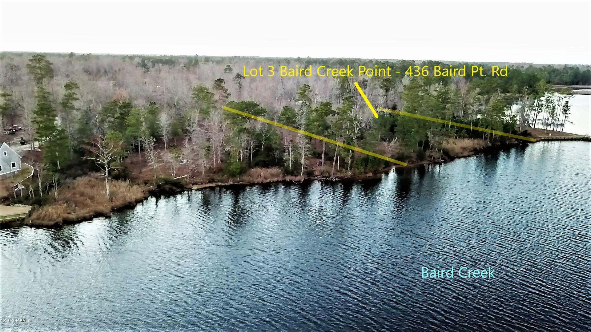 Property for sale at 436 Baird Point Road, Grantsboro,  North Carolina 28529